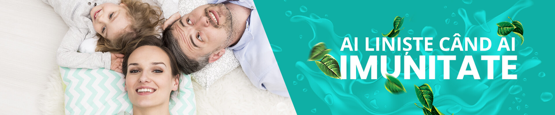 Produse naturale pentru cresterea Imunitatii