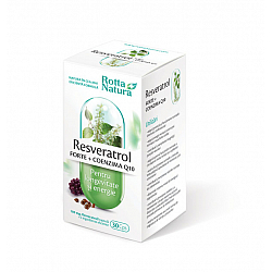Resveratrol Forte+CoQ10