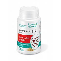 Coenzima Q10 120 mg.
