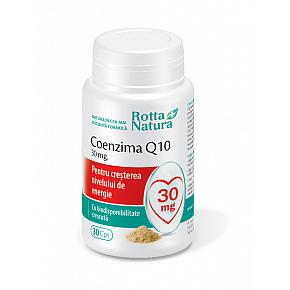 Coenzima Q10 30 mg.