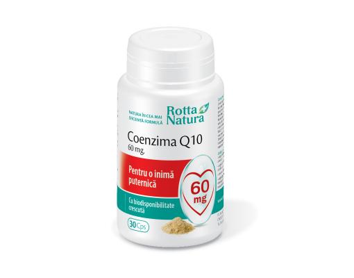imageCoenzima Q10 60 mg.