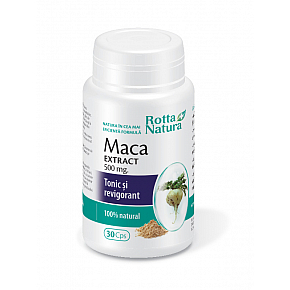 Maca extract 500 mg.