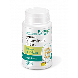 Vitamina E naturala100 U.I