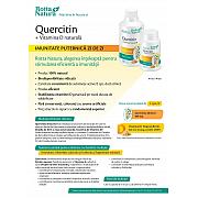 imageQuercetin + Vitamina D naturală