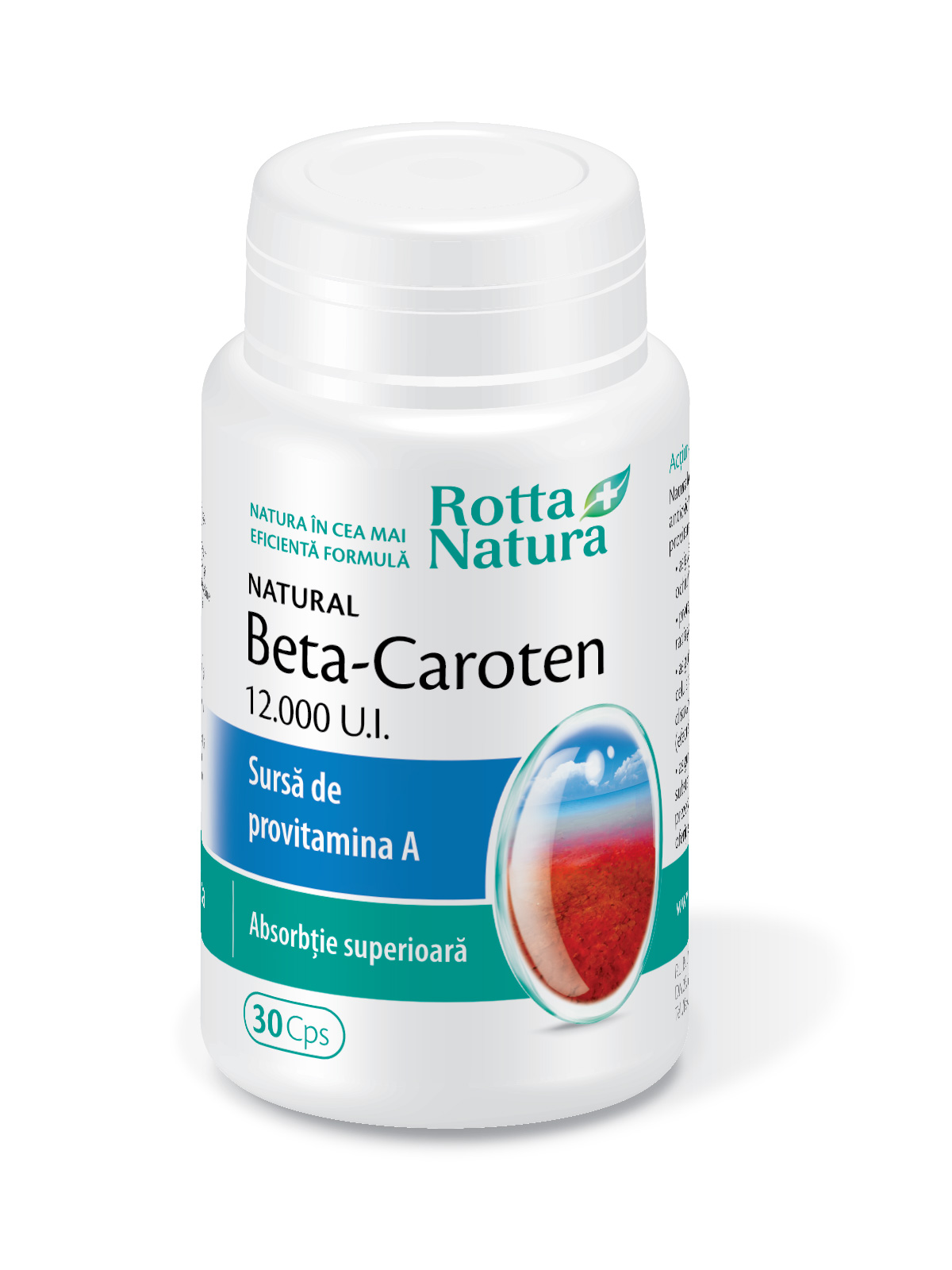 Beta-caroten natural