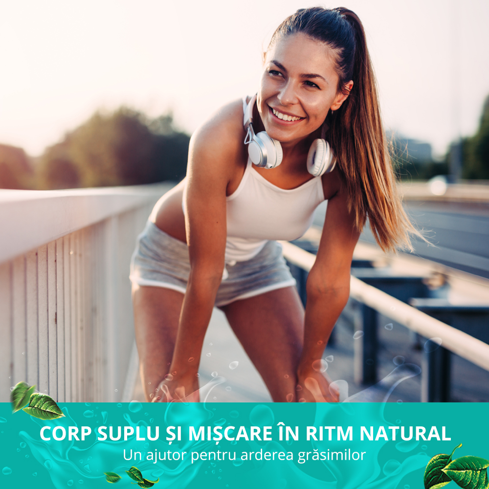 Corp suplu si miscare in ritm natural