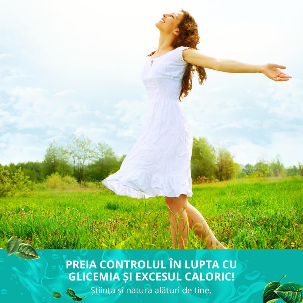Preia controlul in lupta cu glicemia si excesul caloric!