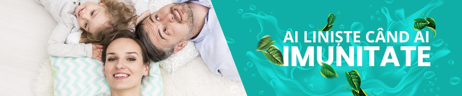 Produse din extracte naturale standardizate pentru cresterea Imunitatii